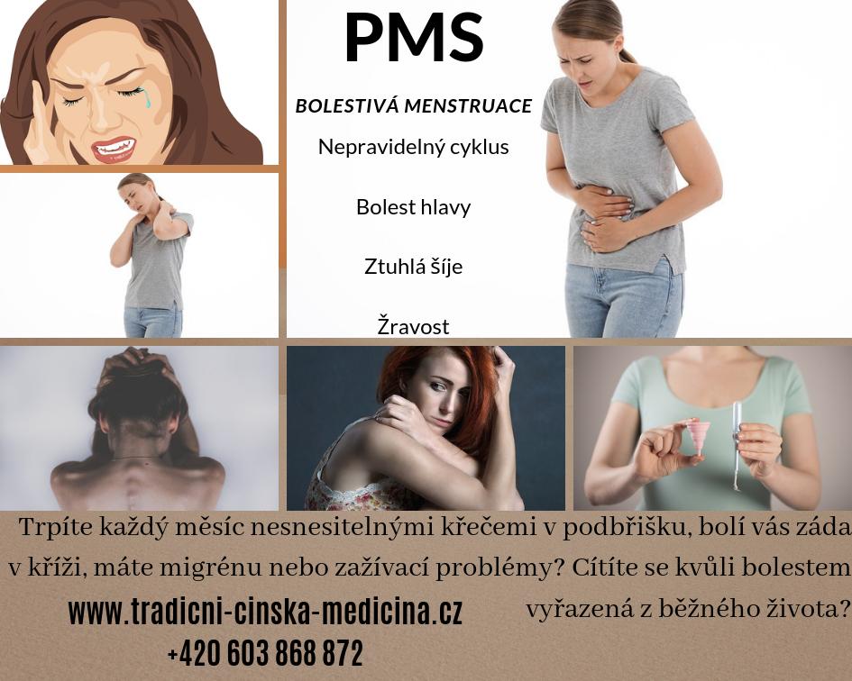 Jednou pro vždy se zbavte nepříjemného PMS
